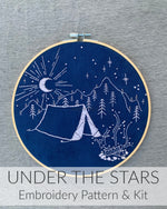 Under the Stars Pattern & Kit