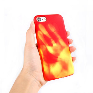Heat Sensitive case for IPHONE