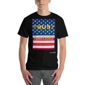 Trust Compassion SS Uni Tee