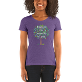 Explore Tree SS Women Tee