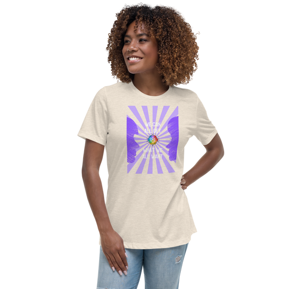 We Can / Looking Glass SS Women's Relaxed Tee