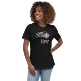 Still Here Women's Relaxed Tee