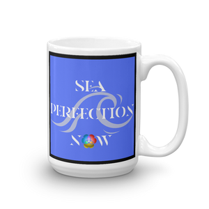 Sea Perfection Square Mug