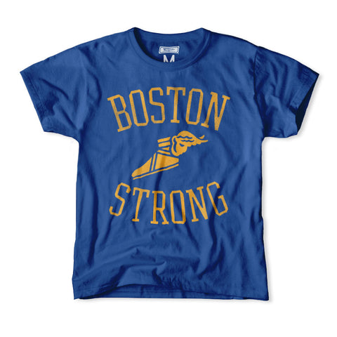 Boston strong kids t shirt by tailgate for Boston strong marathon t shirts