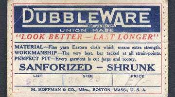 Dubbleware - The Brand That Built America