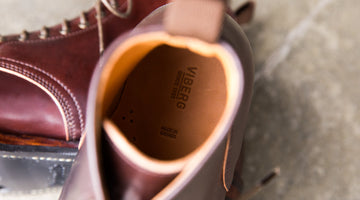 Viberg - Handcrafted Work Boots