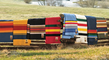 Pendleton Woolen Mills - A Pioneering Spirit