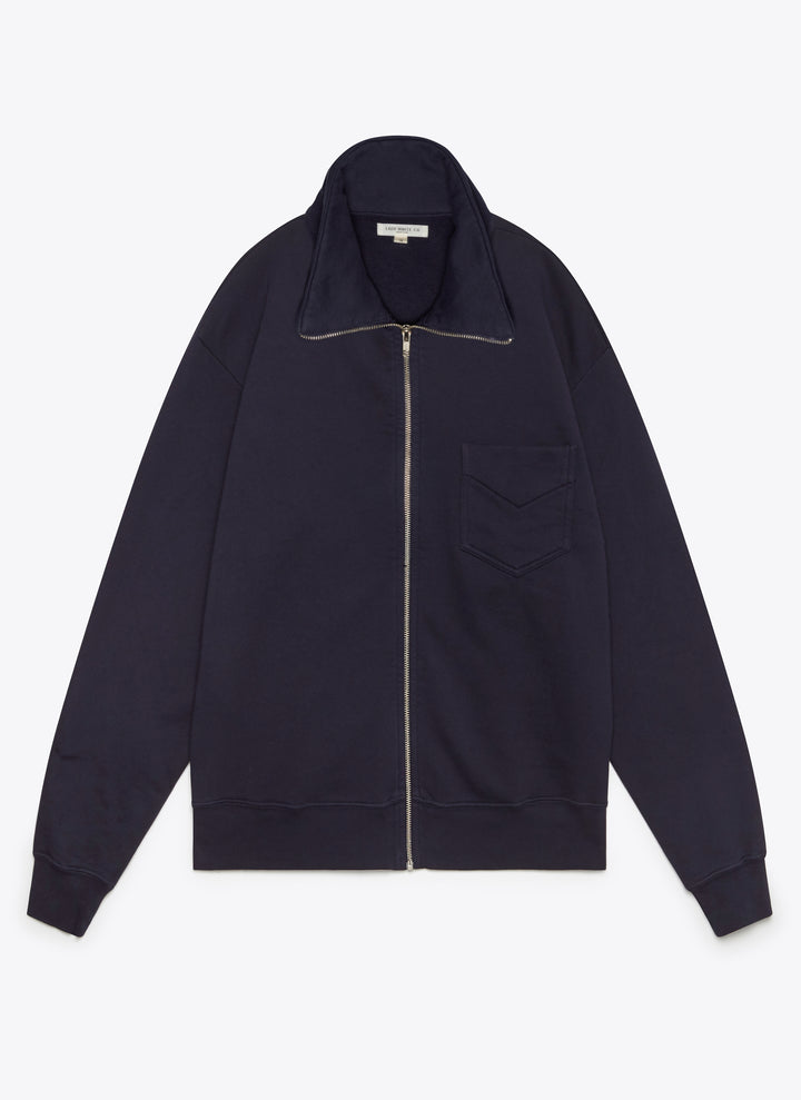 Full Zip Jacket - Navy