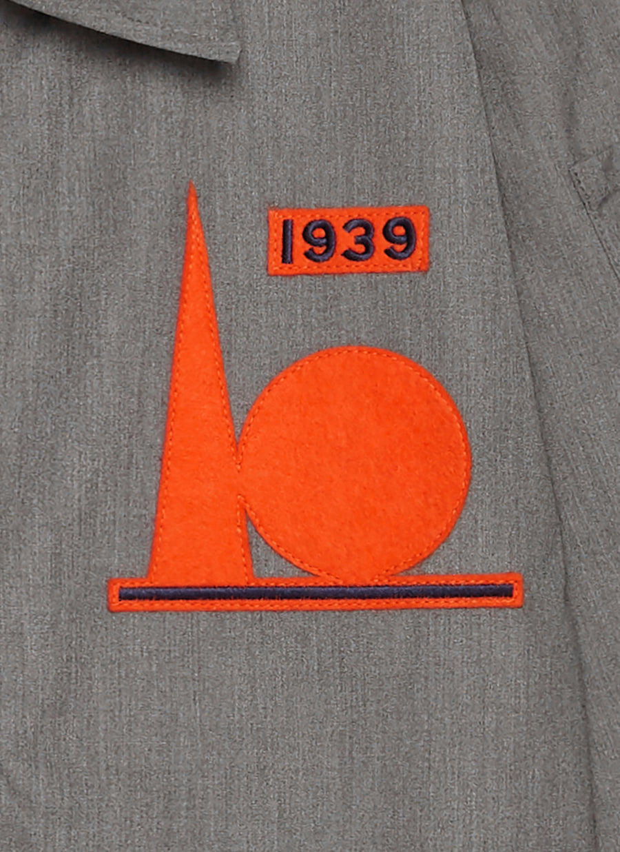 New York World Fair Grounds Crew Jacket