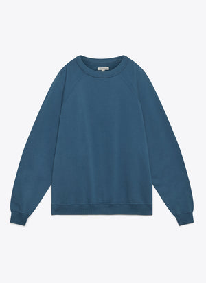 Jacob Sweatshirt - Neptune Blue