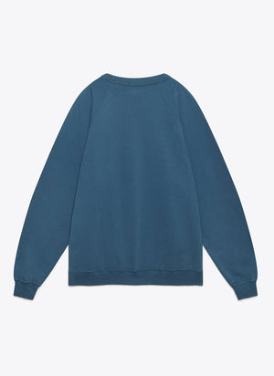 Lady White Jacob Sweatshirt - Neptune Blue - The Great Divide