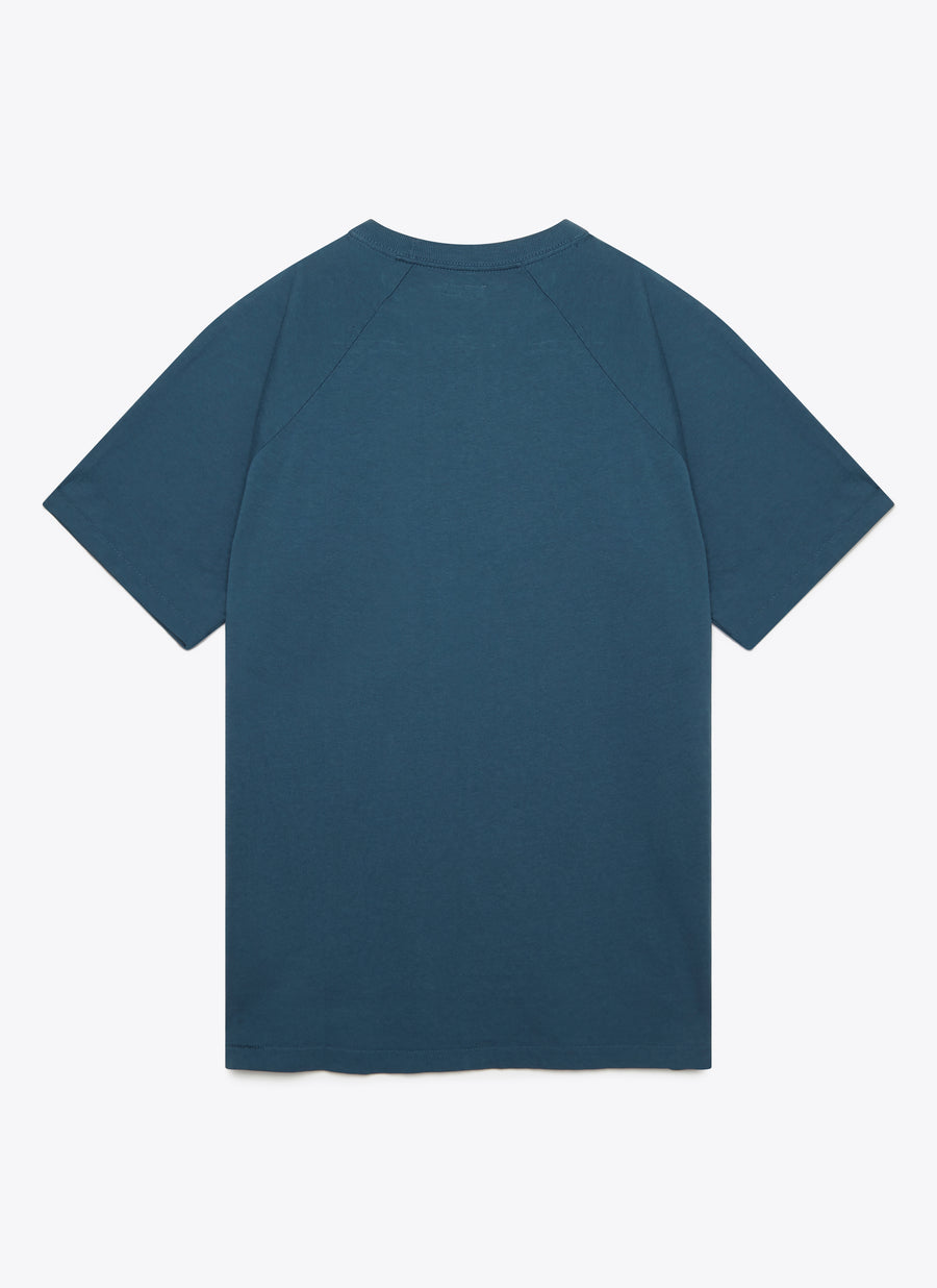 Lady White Co. Raglan Lite Basic - Neptune Blue - The Great Divide