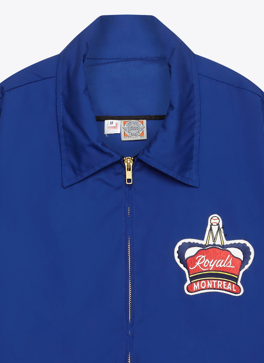 Montreal Royals Grounds Crew Jacket