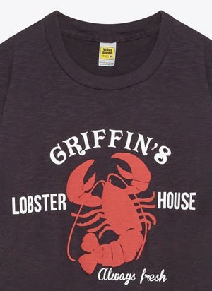 Lobster House Tee - Black