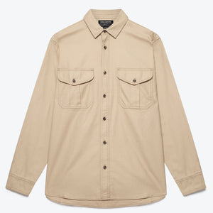 Lightweight Alaskan Guide Shirt - Khaki