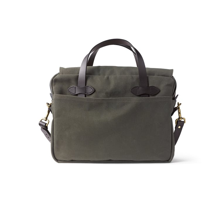 Filson Original Briefcase - Otter Green - The Great Divide
