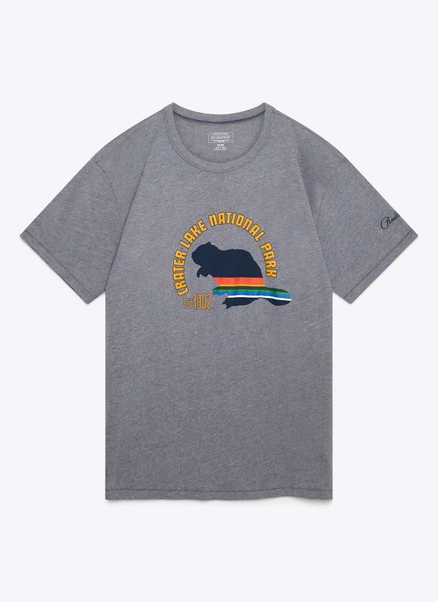 Crater Lake Park Tee