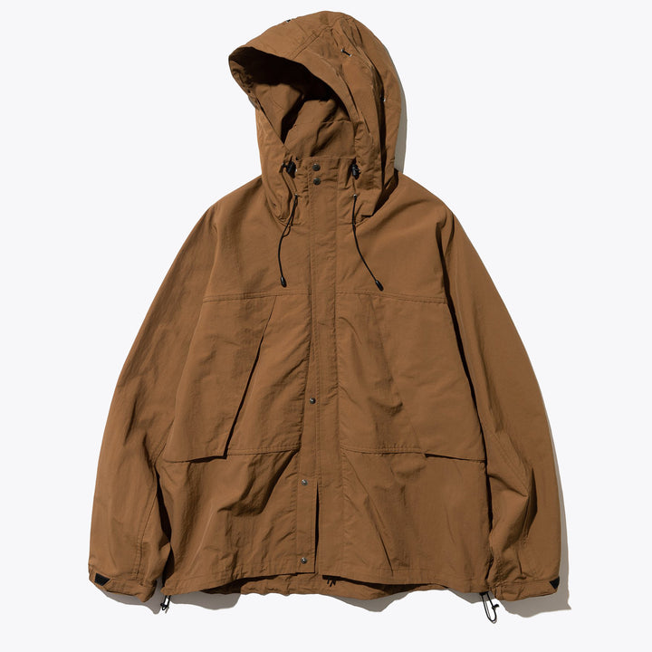Utility Mountain Jacket - Orange