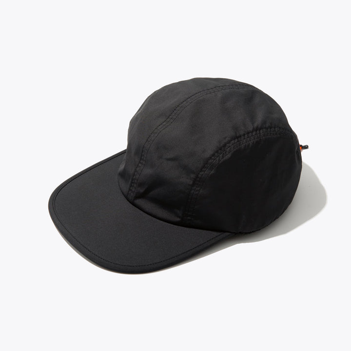 Nylon Camp Cap - Black