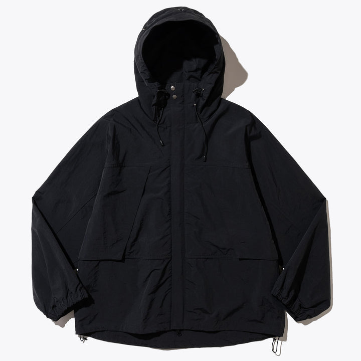 Utility Mountain Jacket - Black