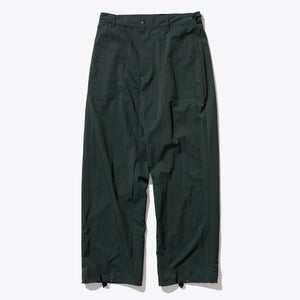 Nylon Fatigue Pants - Khaki
