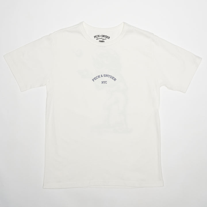 Outfielder T-Shirt - White