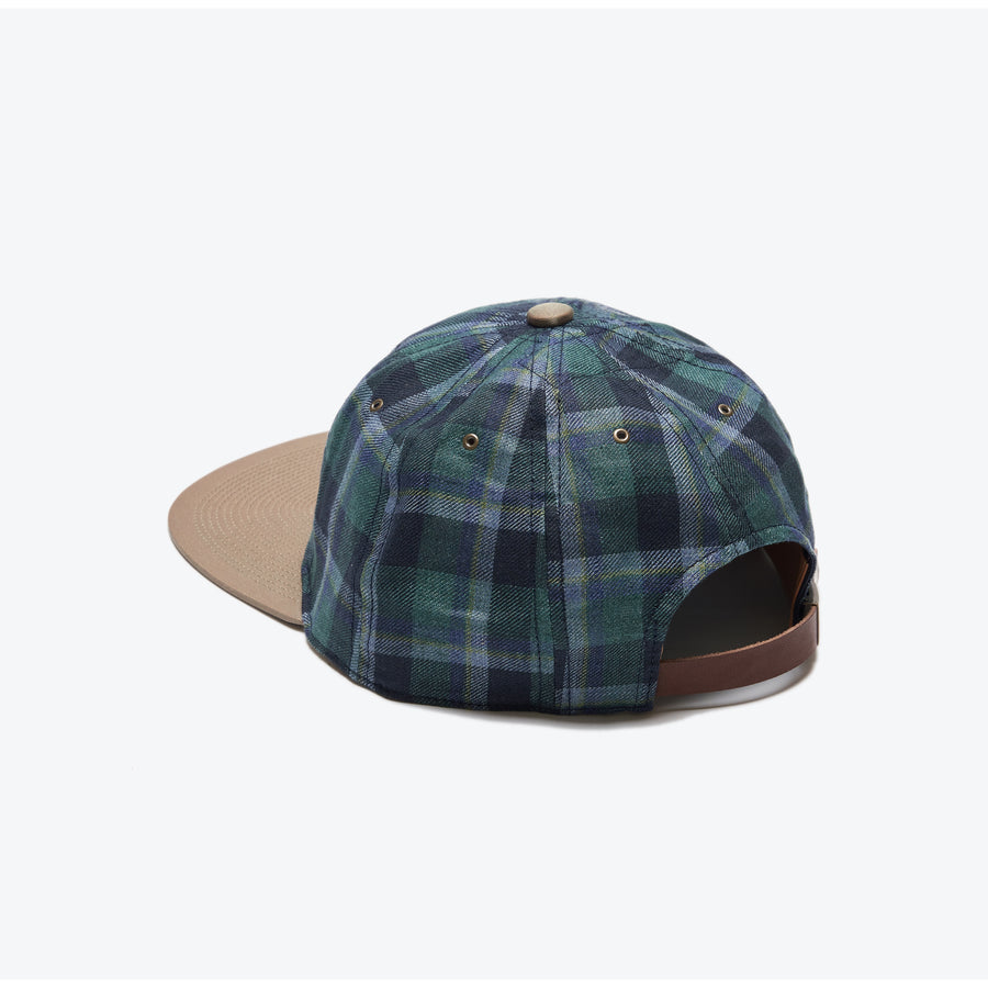 Angelico - Navy Check