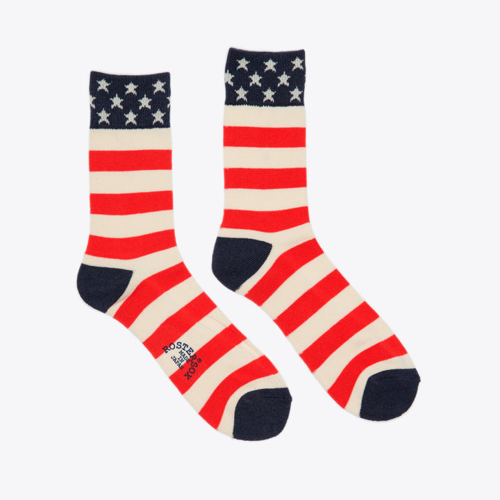 US PT Sock - Navy Star