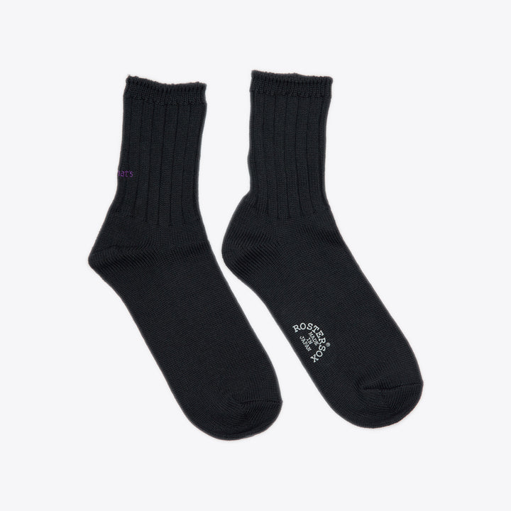 What's Up Sock - Black