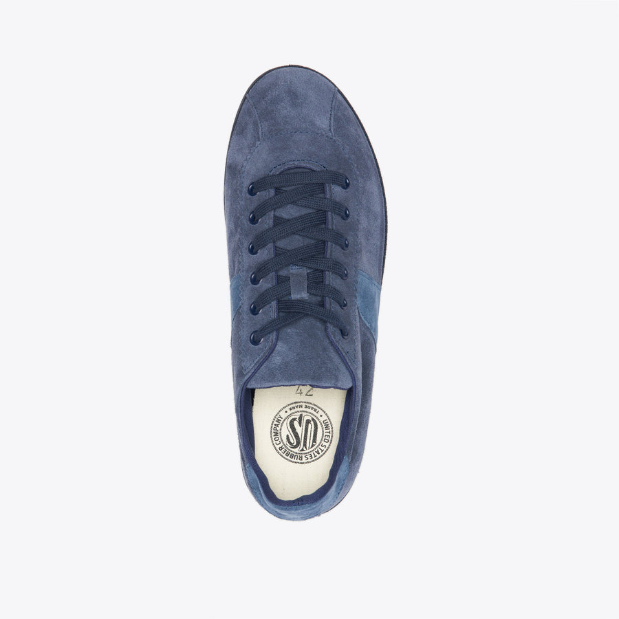 Lot 008 - Navy Suede