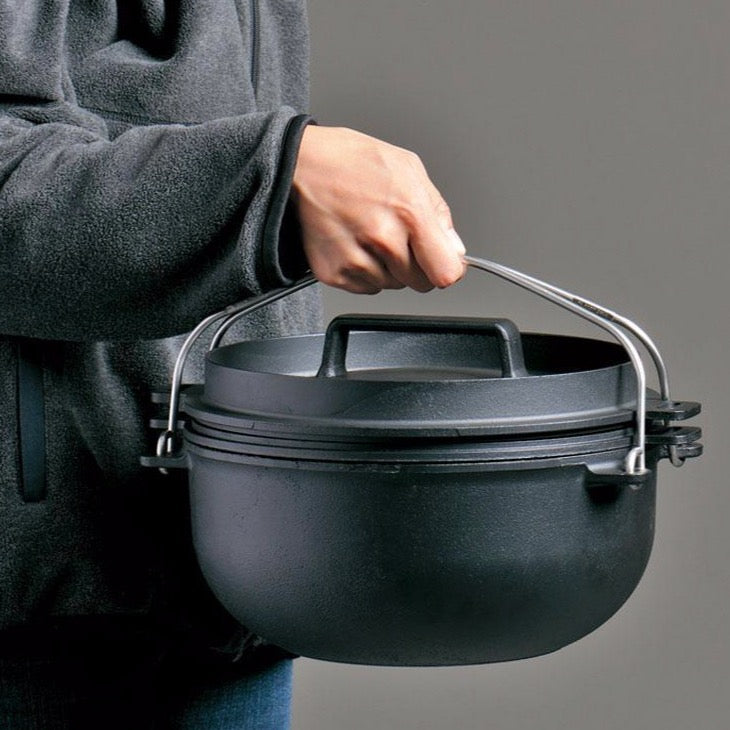 Japanese Dutch Oven