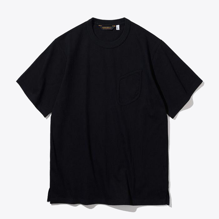 Watch Pocket Tee - Black