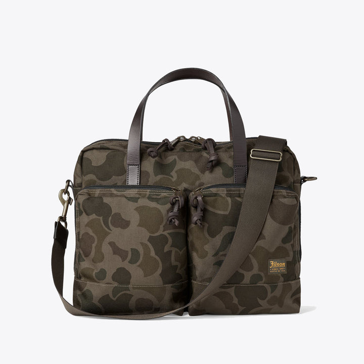 DRYDEN BRIEFCASE - DARK SHRUB CAMO