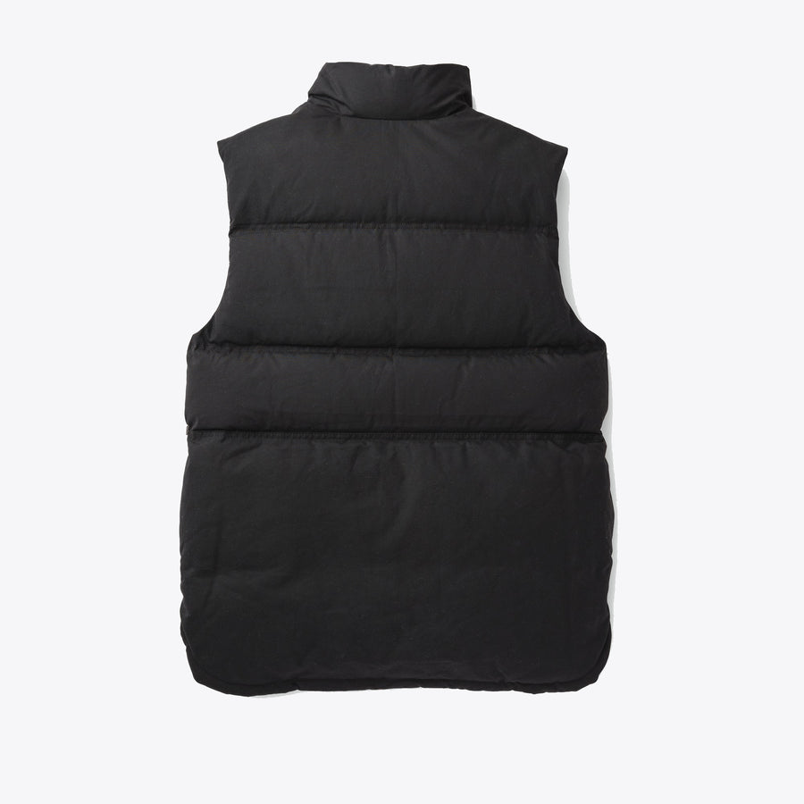 Down Cruiser Vest - Blue Coal