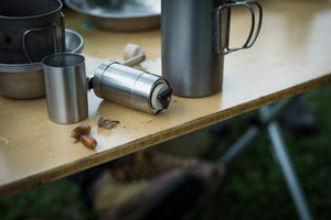 Field Barista Coffee Grinder