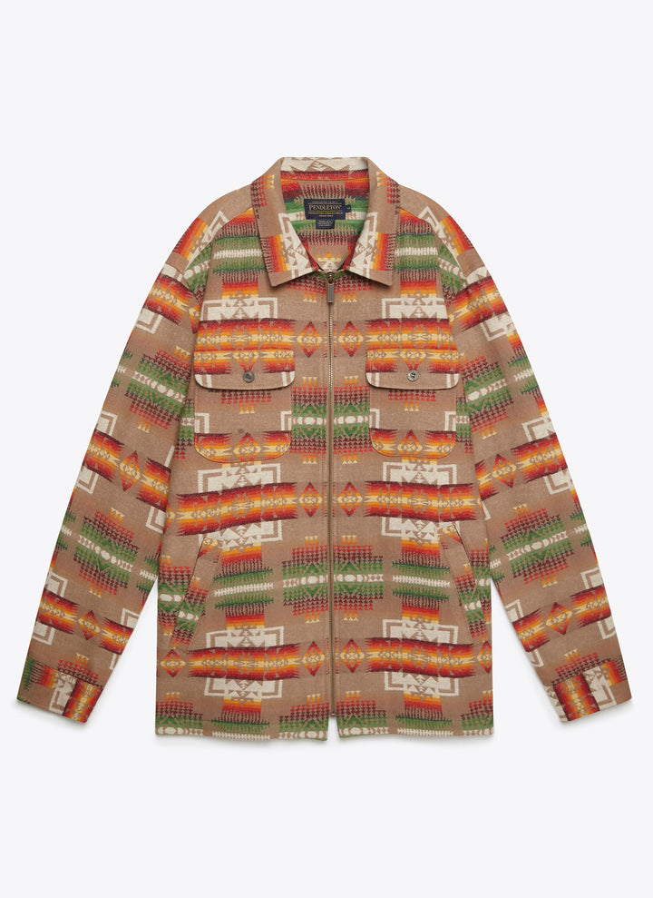 Brightwood Jacquard Jacket - Chief Joseph