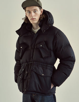 Shelter Down Parka - Black