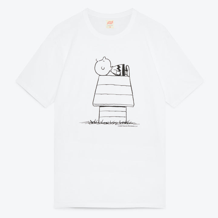 TSPTR Dog Days T-Shirt - White - The Great Divide