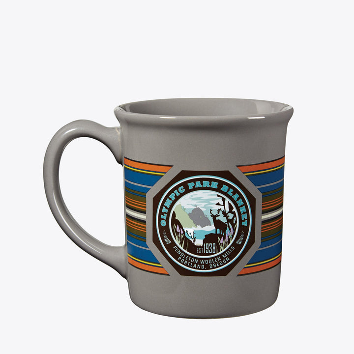 National Park Mug - Olympic