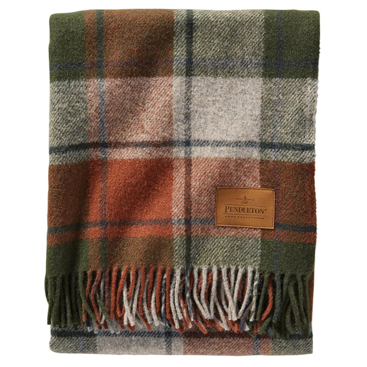 Pendleton Carry Along Motor Robes - Ashland - The Great Divide