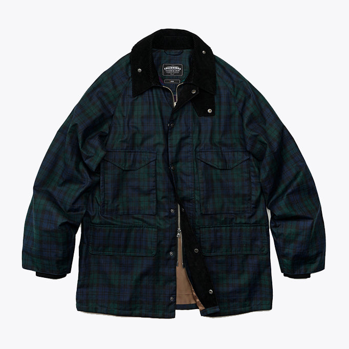 Royal Hunting Jacket 002 - Blackwatch