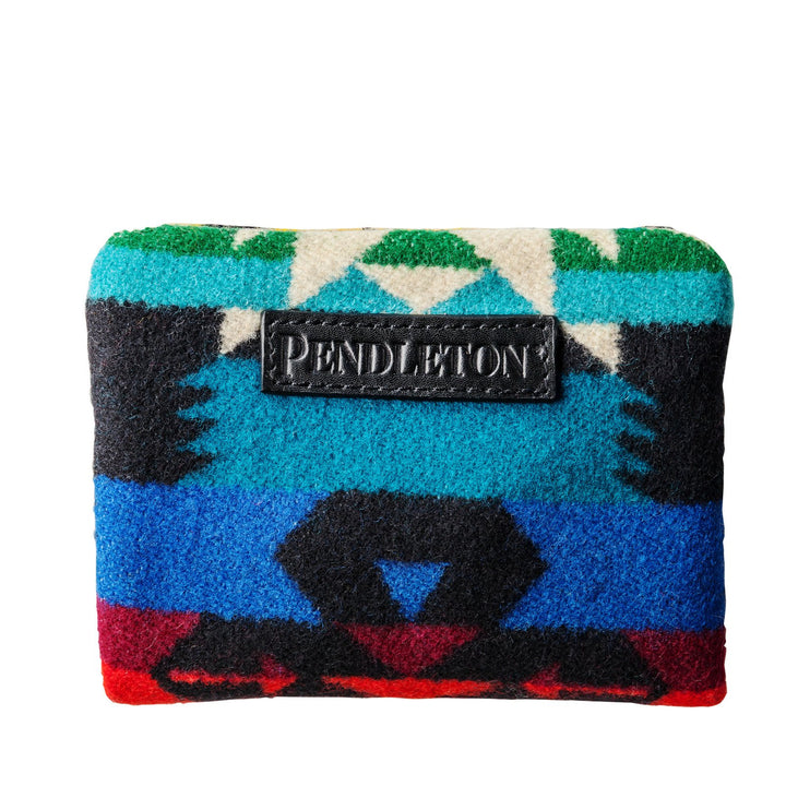 Pendleton Mini Accordian Wallet - Tucson Black - The Great Divide