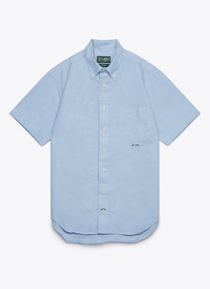 Blue Zephyr Oxford Shirt - 40 Love