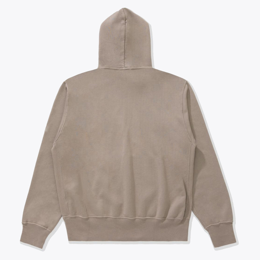 Classic Fit Hoodie - Almond
