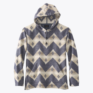 Driftwood Hoody - Blue Cloudcroft