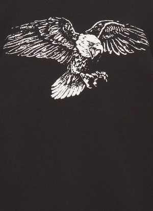 AOutfitter Graphic T-Shirt - Faded Black