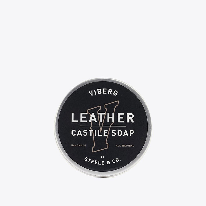 Leather Castile Soap