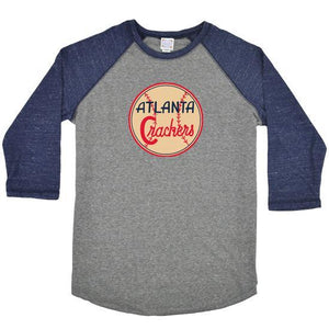 Ebbets Field Flannels Atlanta Crackers Clubhouse Shirt