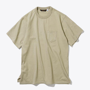 Heavyweight Pocket Tee - Sand