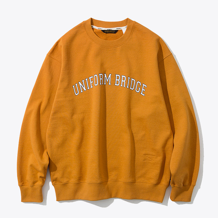 Arch Logo Sweatshirts - Orange
